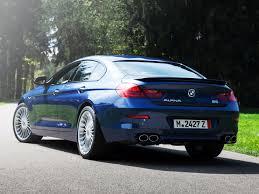 bmw 6 series alpina 2016 bmw alpina b6 xdrive gran coupé is luxurious