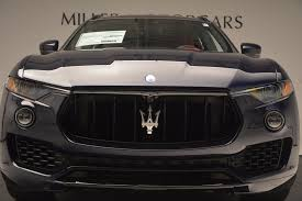 maserati ghibli grill 2017 maserati levante s stock m1703 for sale near westport ct