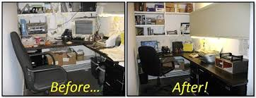 Before And After Organizing by Office Organization Before And After Style Yvotube Com