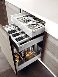 rangement pour tiroir cuisine rangement coulissant 2 paniers 60cm delinia leroy merlin meuble