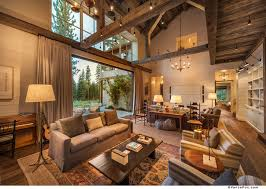 custom homes lake tahoe martis camp truckee