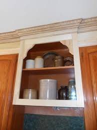 molding on top of kitchen cabinets 42 with molding on top of