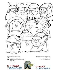 dessins gratuits u2013 ottawa in colour ottawa en couleurs