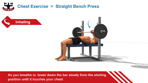 Bench Press Chest Workout Chest Workout Straight Bench Press Burns 115 Calories Youtube