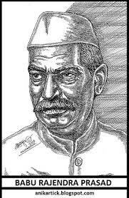 dr babu rajendra prasad freedom fighters of india portrait