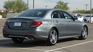 mercedes e class 2017 mercedes e class e 300 sport rwd sedan at mercedes