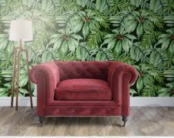 martinique wallpaper etsy