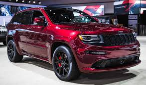 red jeep 2016 jeep grand cherokee wk2 2016 srt8 night edition