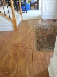 Wide Plank Laminate Flooring Distressed Remodelaholic Diy Plywood Flooring Pros And Cons Tips