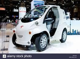 lexus ux canada toronto canada 16th february 2017 toyota single seat ev concept
