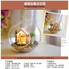 Glass Globes For Garden Kit Mini Glass Ball Pandora Magic Garden