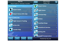 Dallas Airport Terminal Map by Ifly Airport Guide Android Apps On Google Play