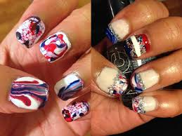 4 easy patriotic nail designs perfect for 4th of july youtube