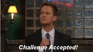 Challenge Gif Fangirl Challenge Gif Find On Giphy