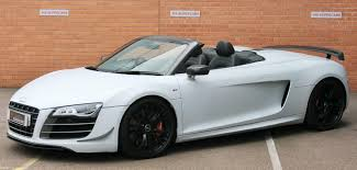 Audi R8 V10 Spyder - used 2013 audi r8 gt spyder quattro for sale in lincoln pistonheads