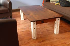 Build Wood End Tables by Mission Style Coffee And End Table Set Chipsweeper Com Free Plans