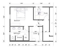 Master Bedroom Floor Plans With Study