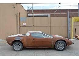 merak maserati 1974 maserati merak ss for sale classiccars com cc 1027136