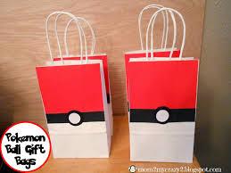 running away i u0027ll help you pack pokemon ball gift bags