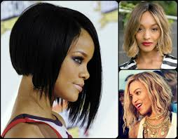 2017 short bob hairstyles for black women short hairstyles short