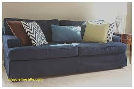Slipcovered Sleeper Sofa Twill Sectional Sofa U0026