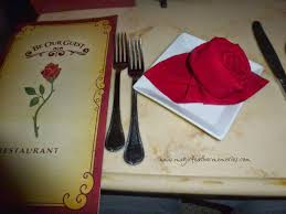 Be Our Guest Dining Rooms Magic Feather Memories Be Our Guest Restaurant Review Walt