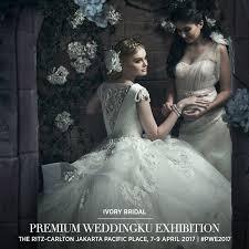 wedding dress jakarta bridal jakarta ivory bridal