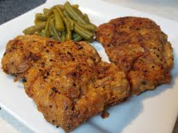 southern fried pork chops revisited youtube