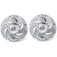 earring jackets for studs diamond stud earring jackets