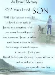 quotes about death of a grandparent my son in heaven how i love you so u003c3 in memory of my son john