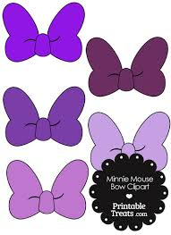 minnie mouse ear clip art clipart panda free clipart images