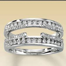 Wedding Ring Wraps by 44 Best Ring Settings Images On Pinterest Ring Wraps Ring Guard