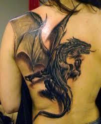 tattoo dragon full back big flying dragon full back female tattoofemale tattoos gallery