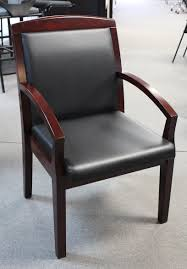 Guest Chairs by Leather Guest Chair Ira Design