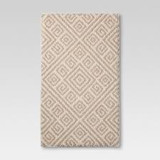 Threshold Kitchen Rug Classic Ivory Aztec Neutral Kitchen Rug 1 8 X2 10 Threshold