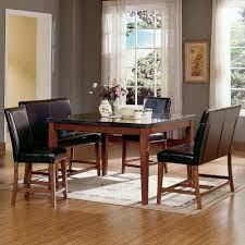granite dining table set sophisticated modern dining room set granite top table on ilashome