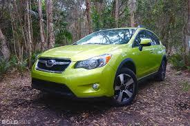 subaru suv 2014 2014 subaru xv crosstrek hybrid review