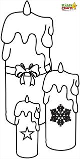advent wreath coloring page catholic eliolera com