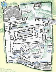 ancient greece floor plan 66 best ancient greece images on pinterest ancient greece