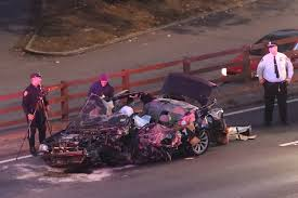 teen killed in gruesome three car crash on bronx highway new