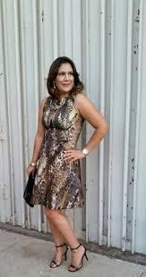 elle blouse and jennifer lopez skirt both from kohls ana heels
