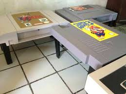 coffee table game console video game coffee table cartridge video game console coffee table