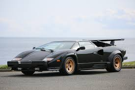 slammed lamborghini 1988 lamborghini countach lp5000s for sale silver arrow cars ltd