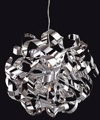 ribbon light firstlight ribbon 12 light pendant a large stylish ceiling light