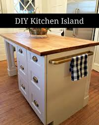 diy kitchen island from cabinets diy kitchen island cabinet open