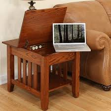 laptop computer end table simple finishing laptop end table perfect decorating collection