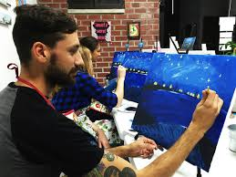 Top Makeup Schools In Nyc Best Painting Classes In Nyc For Beginners Or Actual Artists