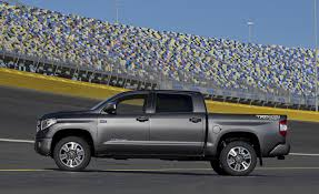 subaru truck 2018 2018 toyota tundra in depth model review car and driver