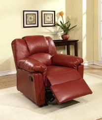 leather rocker recliner u2013 instavite me