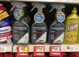 stainmasters carpet upholstery cleaning stainmaster carpet cleaner only 0 47 at walmart the krazy